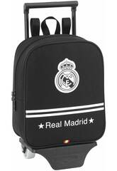 Sac à dos Maternelle Trolley Real Madrid Black