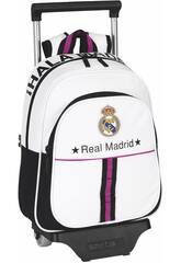 Zaino Asilo con Trolley Real Madrid 1° Equipacion
