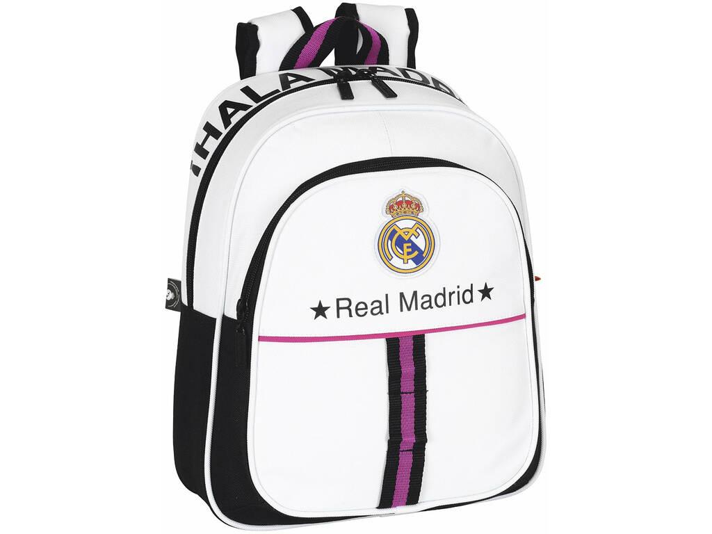 Mochila Infantil Real Madrid 1º Equipacion