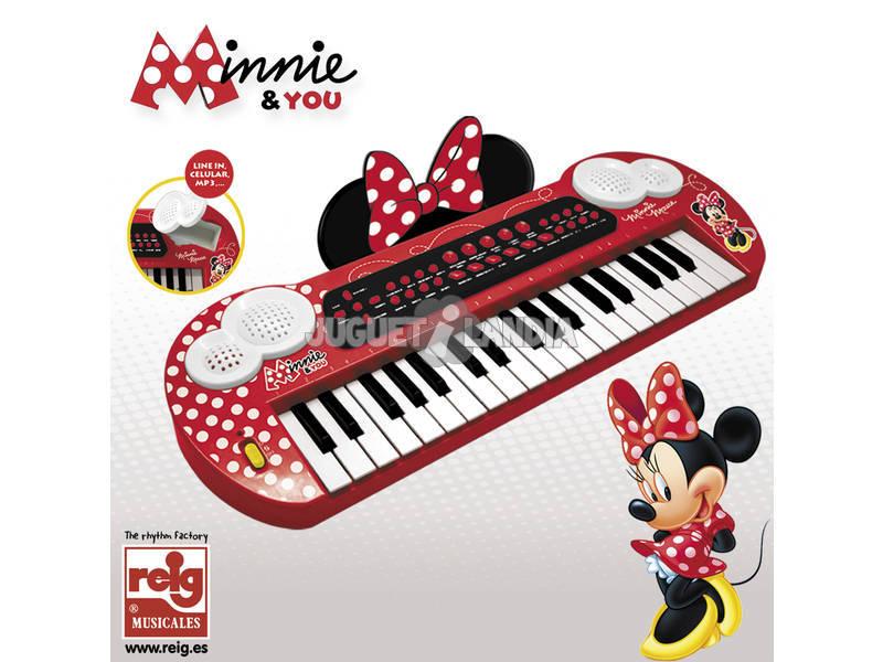 Minnie And You Organo 32 Teclas