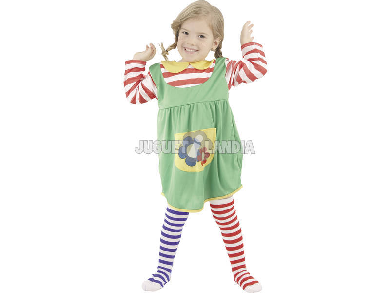 Disfraz Silly Sally Bebé Talla M