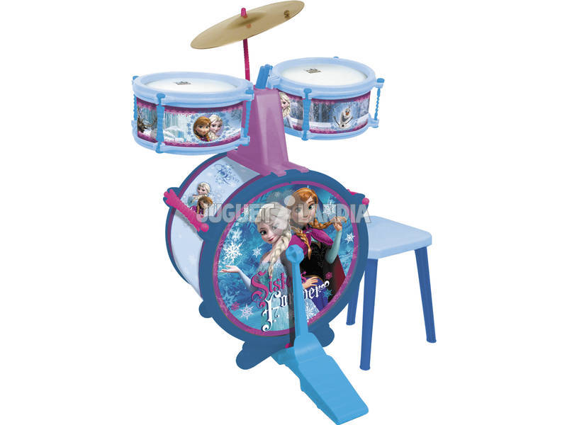 Frozen Set 3 Drums