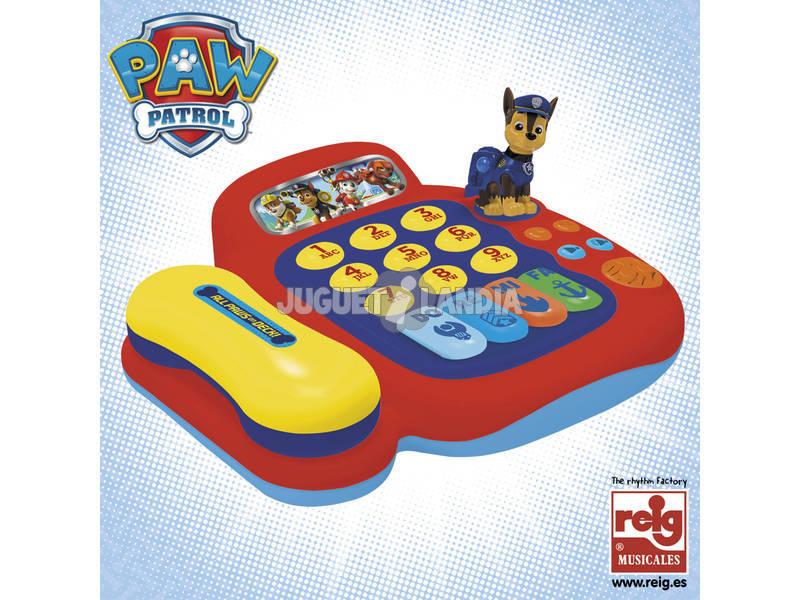 Patrulla Canina Piano Telefono Actividades