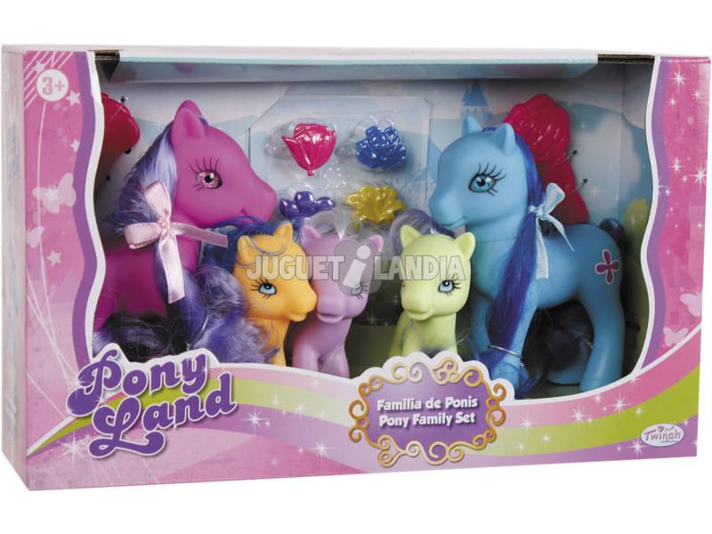 Familia Pony