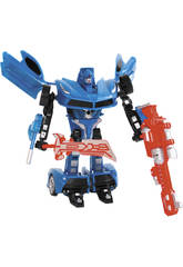 imagen Robot Transformable Knight Transmutation