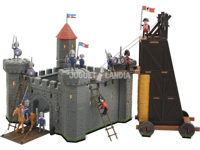 Castillo Medieval 34x34x35cm