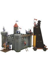 Château Médiéval et figurines