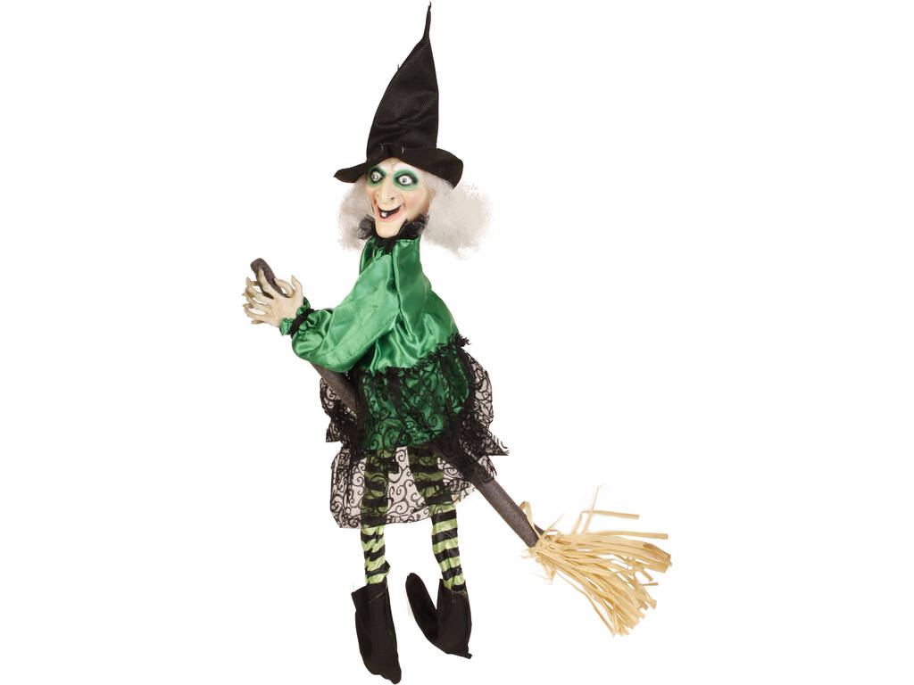 Bruxa Verde para Pendurar
