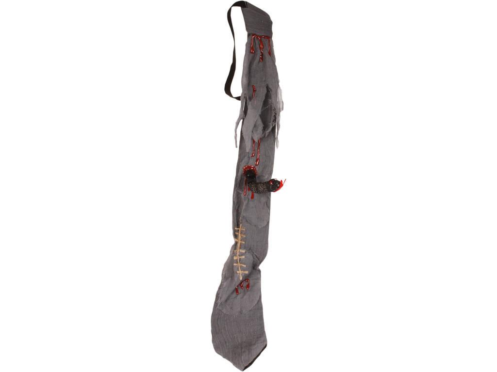 Cravatta Grigia cicatrici