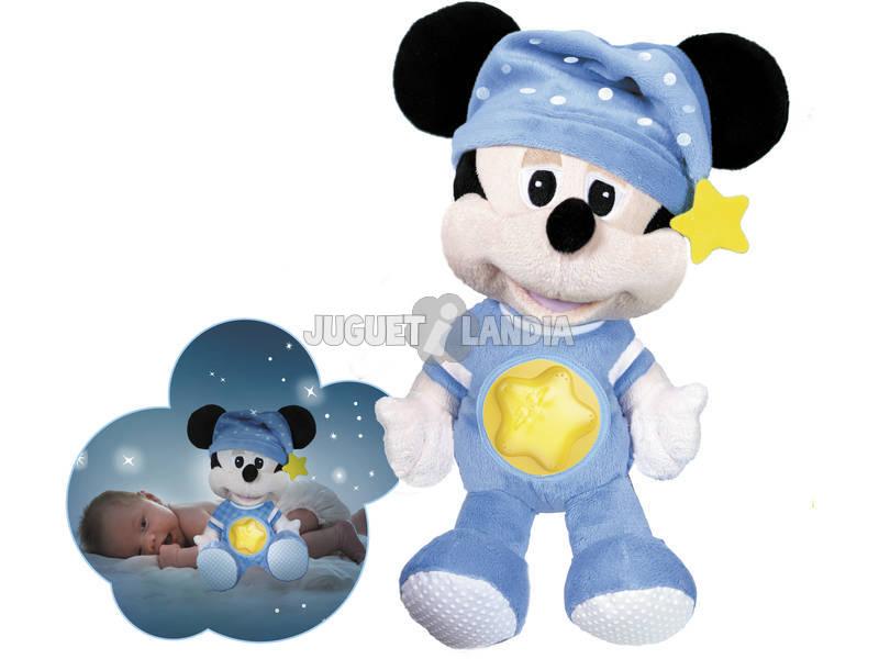 Peluche dulces sueños Baby Mickey