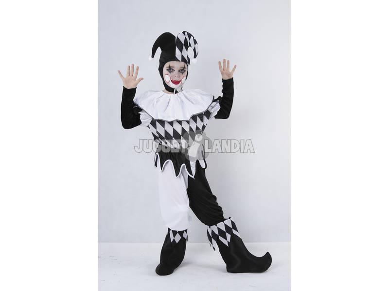 Maschera Arlecchino Bambino Taglia S