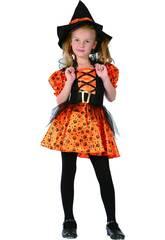 imagen Disfraz Niños S Bruja Presumida