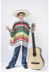 Disfraz Mexicano Niño Talla L