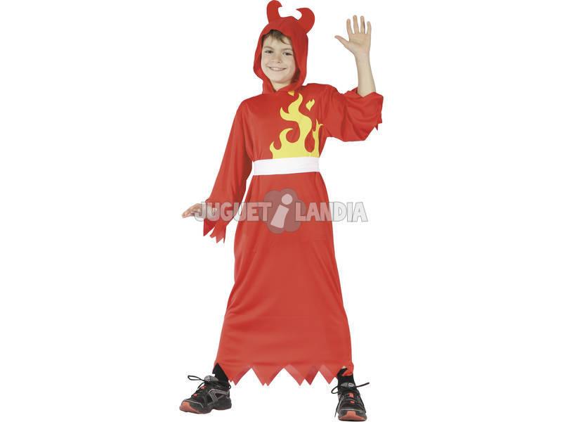 Disfraz Demonio Niño Talla L