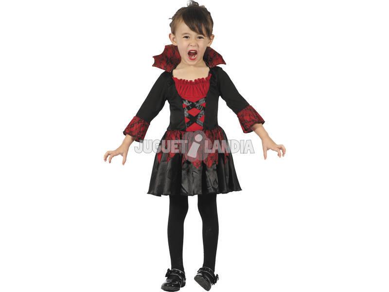 Costume Bimba Vampira taglia M