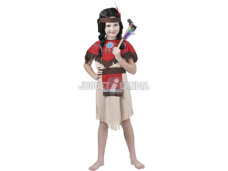 Disfraz India Niñas Talla M