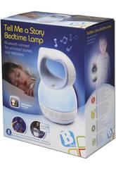 Lampara con luz y sonidos Bluetooth