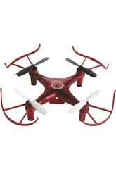 Drone Rádio Controlo Sortido 4 Hélices 2.4GHZ 11X11X3.5CM