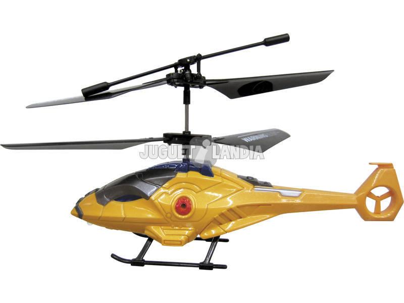 Infravermelho Helicoptero 17 cm.