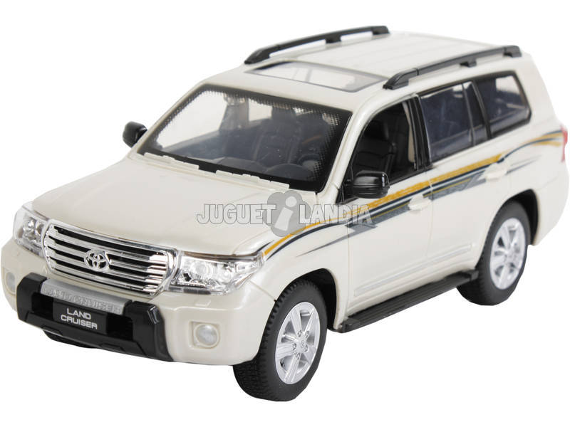 Radio Control 1:24 Toyota Land Cruiser Teledirigido