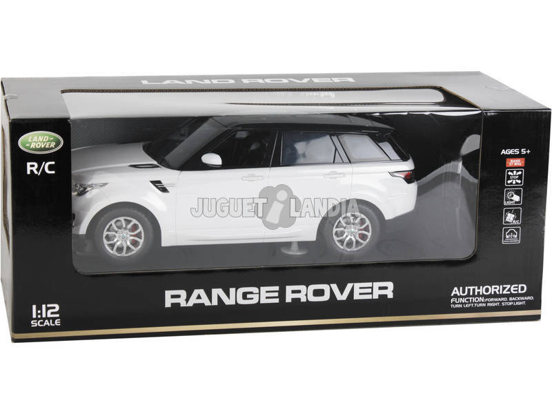 acheter radio control 1 24 range rover juguetilandia. Black Bedroom Furniture Sets. Home Design Ideas