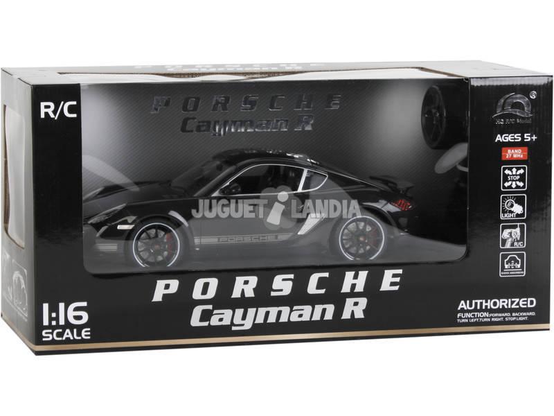 Radio Control 1:24 Porsche Cayman R Teledirigido