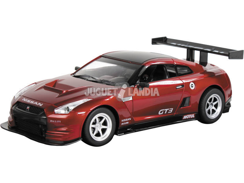 Radio Control 1:16 Nissan GT3 Super Power