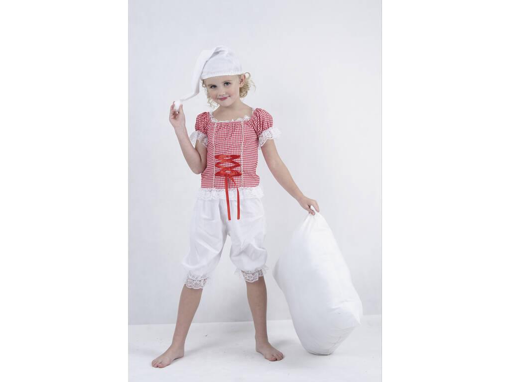Fantasia Pijama Menina Tamanho M