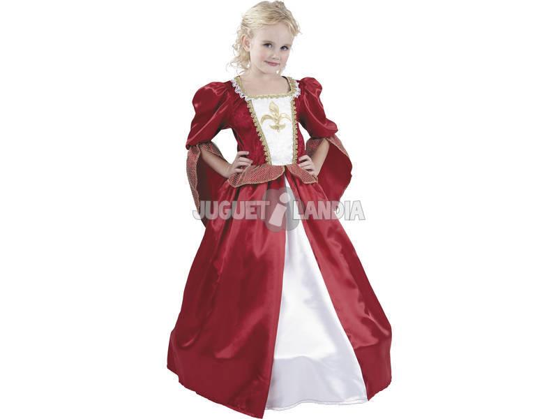 Disfraz Mosquetera Niña Talla S