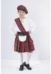 Déguisement Écossais Garçon Taille M