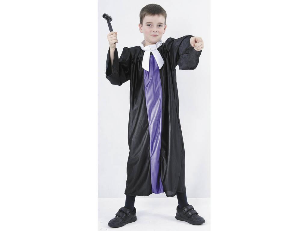 Disfraz Juez Niño Talla S