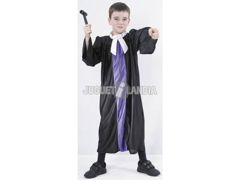 Disfraz Juez Niño Talla M