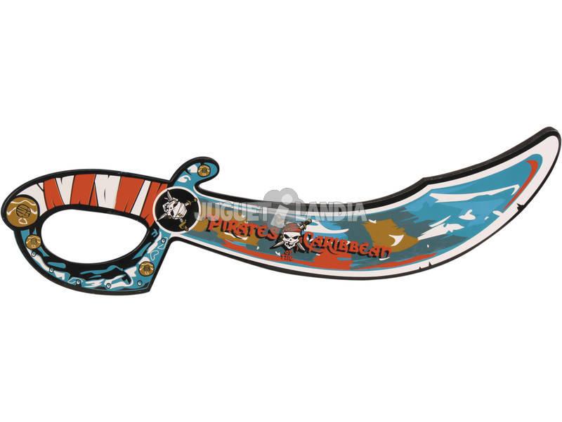 Espada 49 cm. Pirata Eva