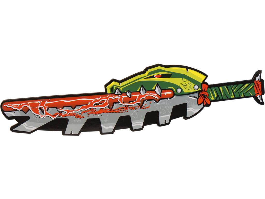 Espada 52 cm. Bárbaro Eva