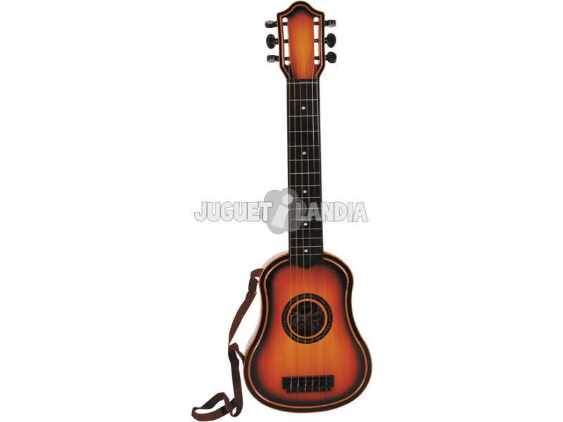 Instrumento Musical Guitarra Española 63x20x4.5cm