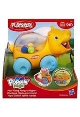 Playskool Arrastre Hipopótamo