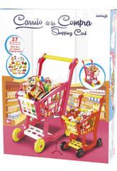 Caddie de Supermarché avec accessoires 27 pièces