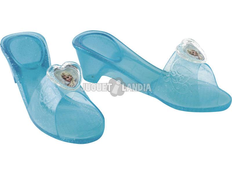 Sapatos Congelados Elsa Rubies 36170
