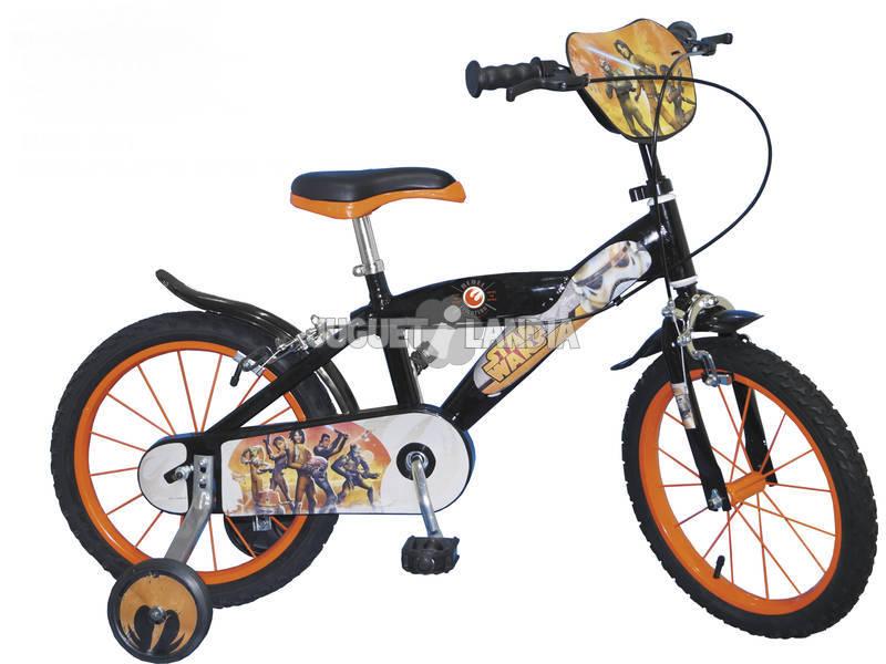 Bicicleta Star Wars Rebels 16