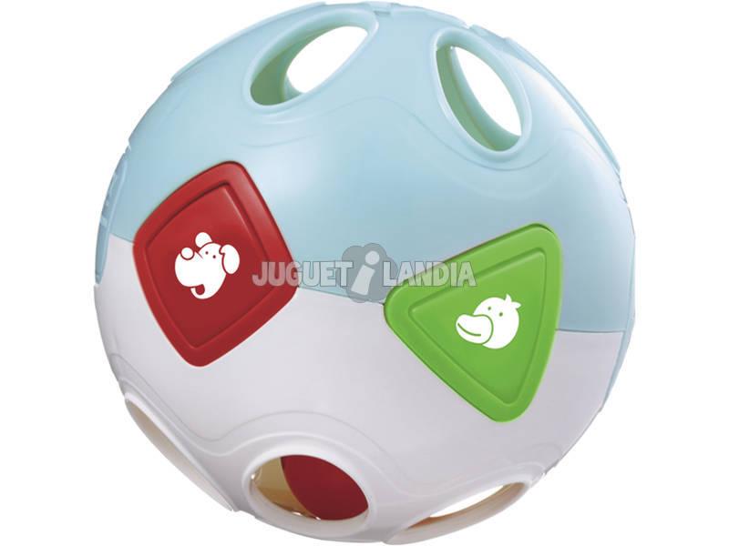 Atividades de bola infantil