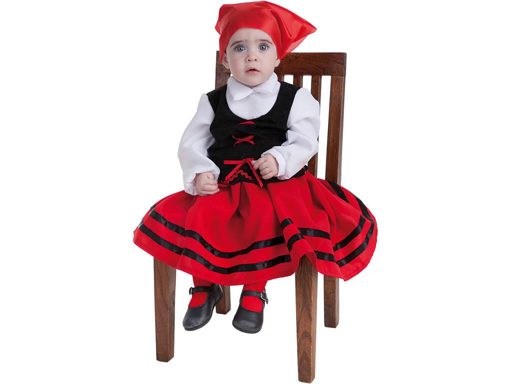 Costume Pastorella Bebè XS Llopis 7208