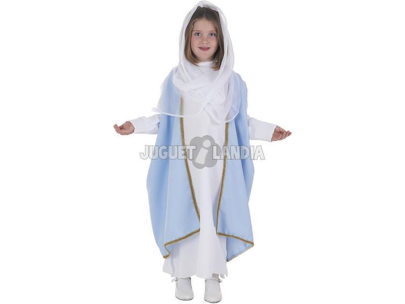 Disfraz Virgen Niña Talla S