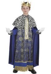 Disfraz Rey Melchor Niño Talla M Llopis 3579-2