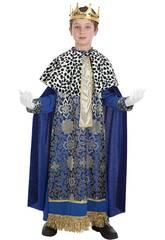 Kostüm König Melchor Boy Size L