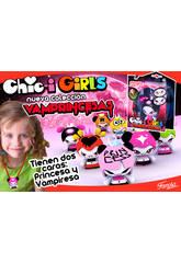 Chic i Girls vampiresas
