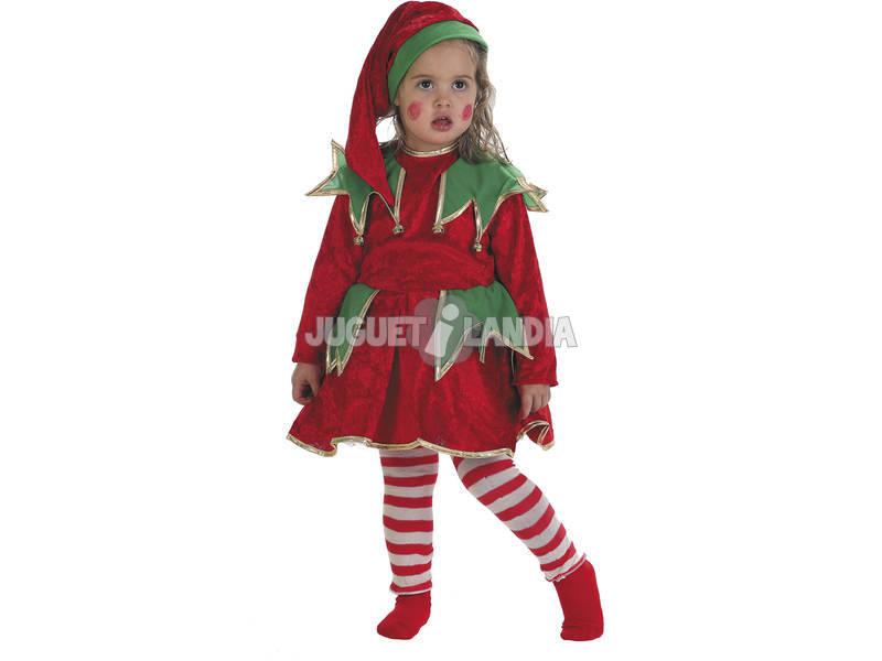 Disfraz Elfa Niña Talla S