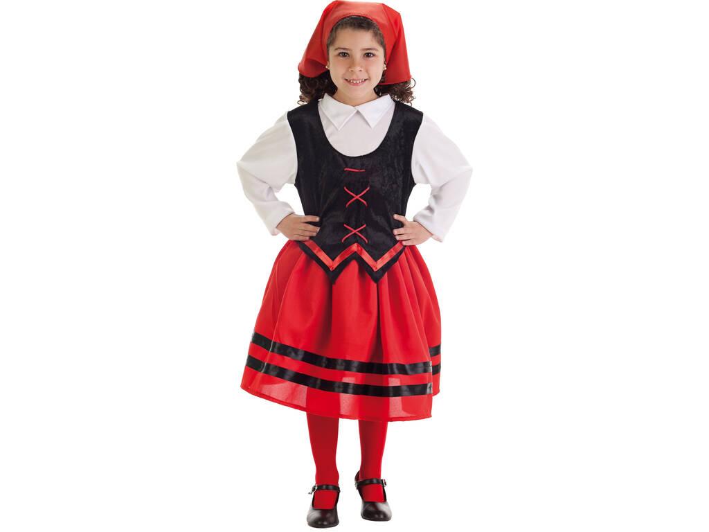 Disfraz Pastorcita Niña Talla M