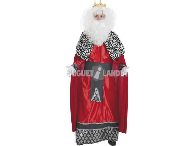 Disfraz Adulto Rey Gaspar Hombre Talla XL