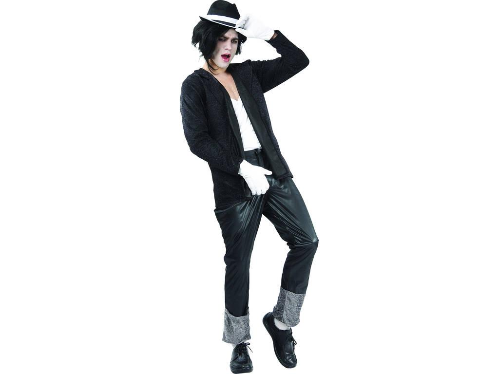 Maschera Re del Pop Uomo Taglia XL