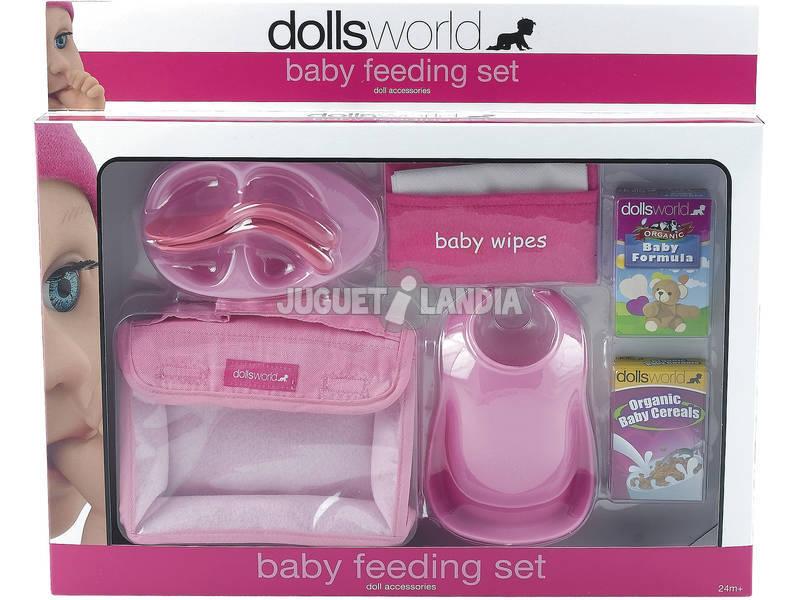 Set Bolso y Accesorios Bebé